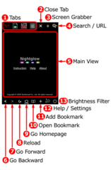 Nightglow web browser screenContents.png